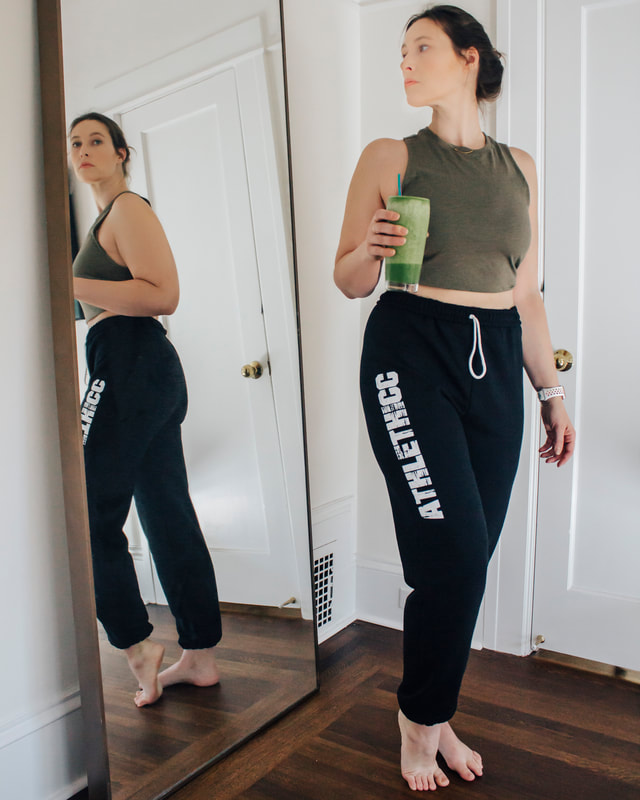 cocktails and clothes athlethicc